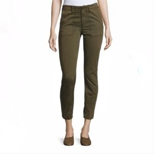 Zip Ankle Utility Pants VINCE